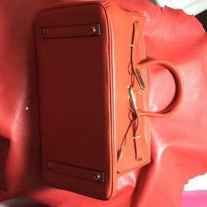 35cm purse red ainifeel